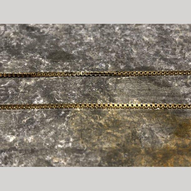 Halskæde i Venezia, 14 krt. 1,3mm