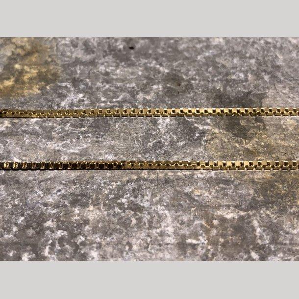 Halskæde i Venezia, 8 krt. 1,0mm