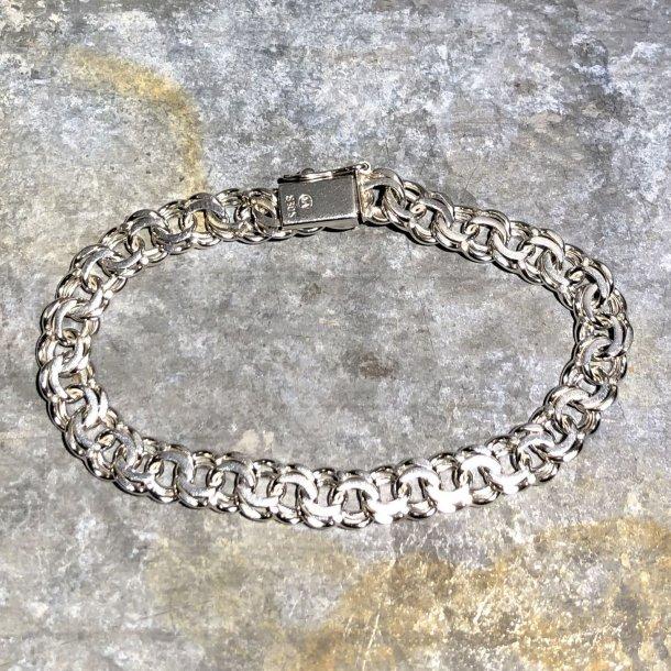 2.nd Hand - Armbånd Bismarck i sølv