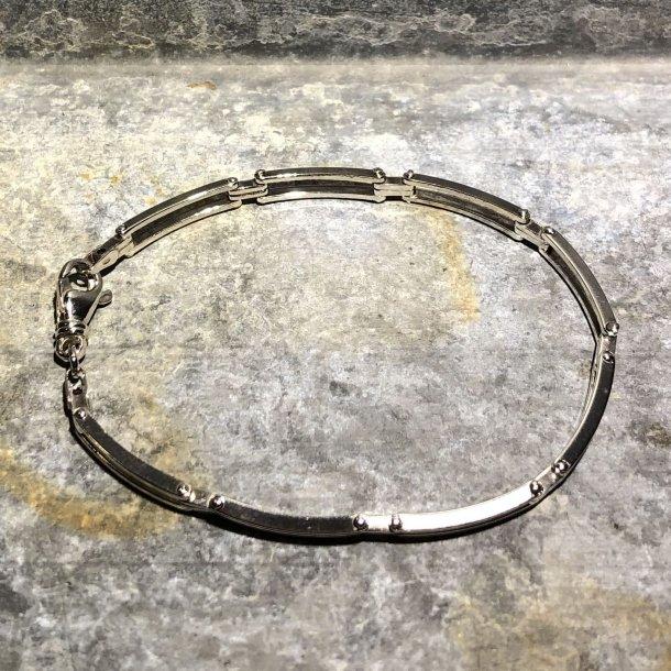 2.nd Hand - Armbånd i sølv