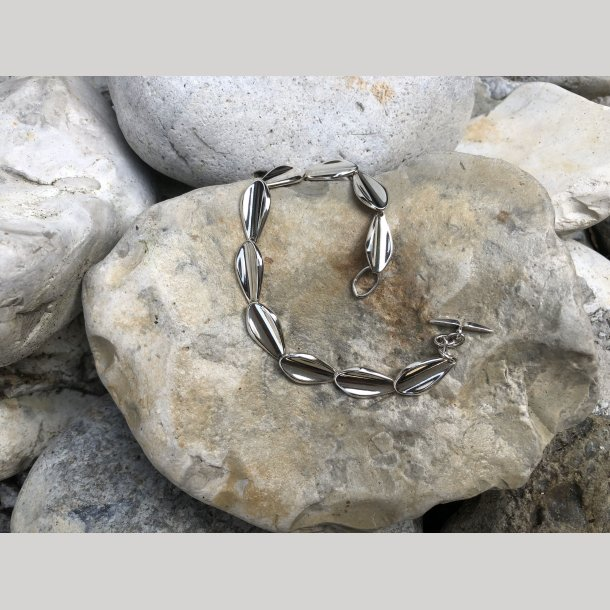 2. nd Hand armbånd fra 60`erne i Sterling Sølv