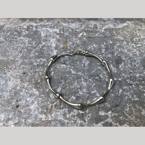 Armbånd i sølv