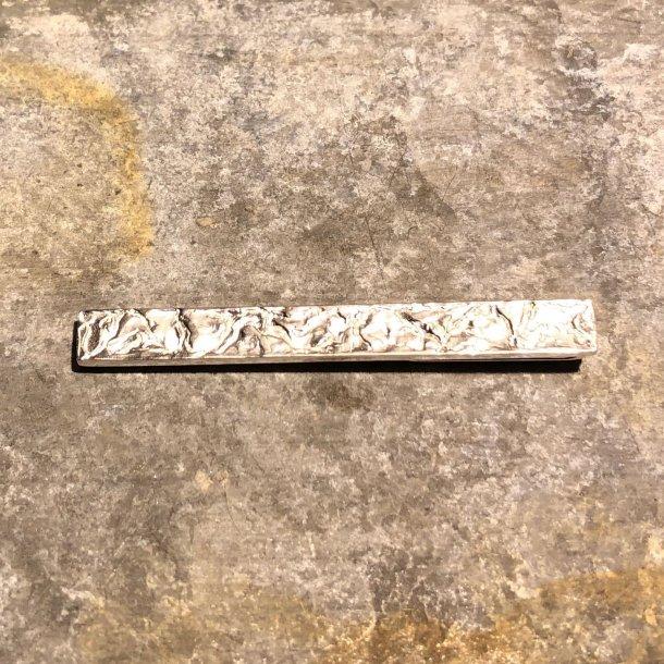 Slipseholder i sølv