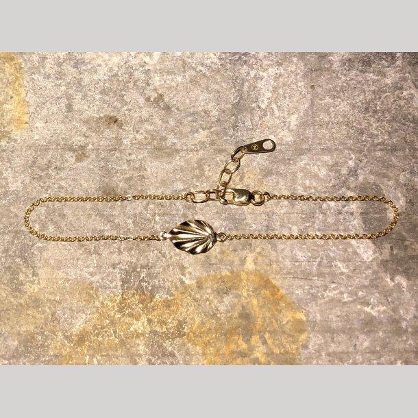 Armbånd i 8 krt guld fra Mads Z
