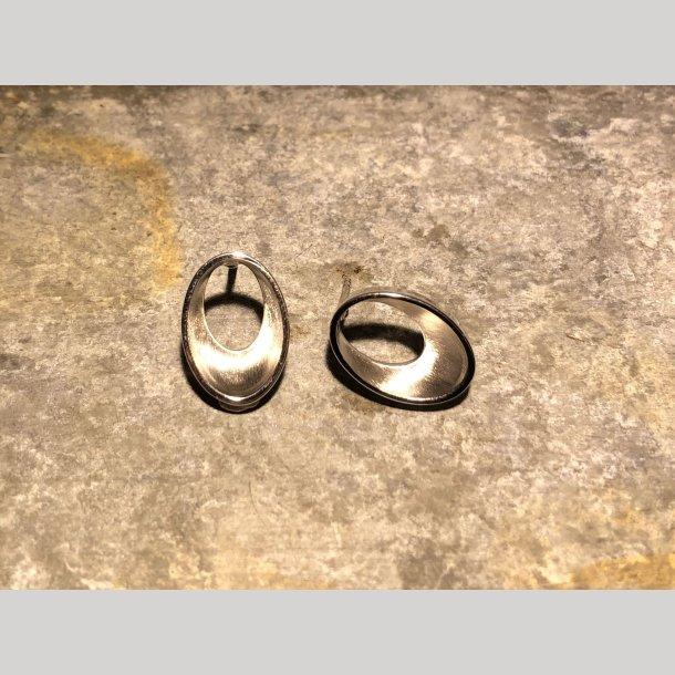 Mads Z ørestik i sølv