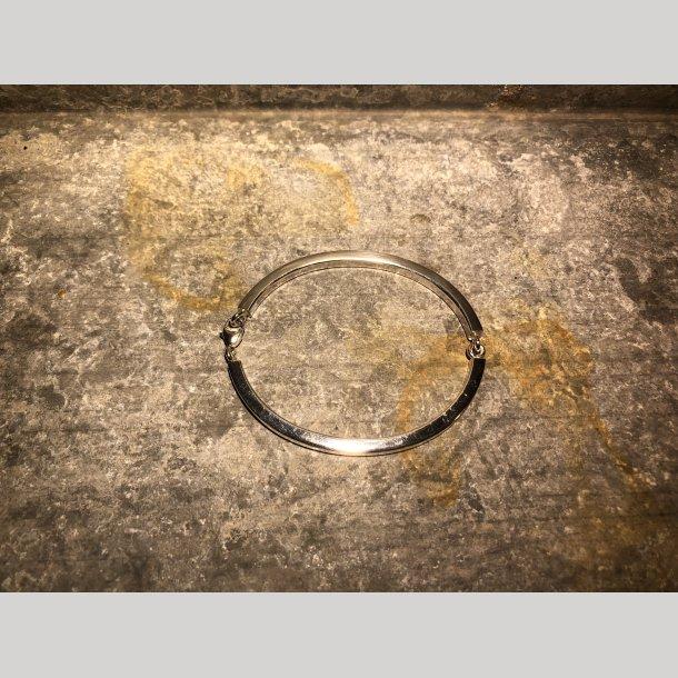 Armbånd i sølv fra Randers Sølv